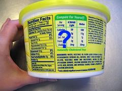 gluten-free food labelling