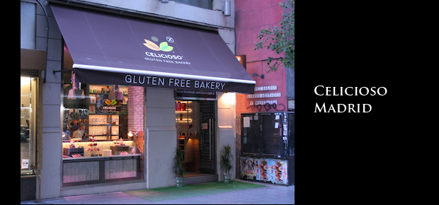 Gluten Free Bakery Madrid