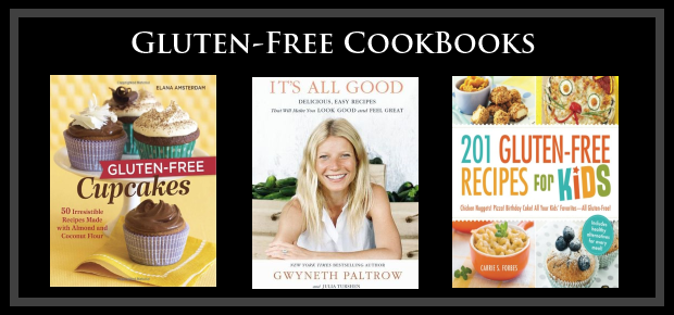 Gluten-Free Cookbooks - Gluten Free Recipes