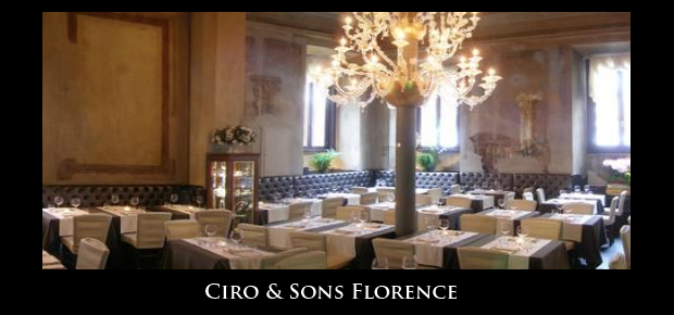 Ciro and Sons Florence - Gluten Free Florence